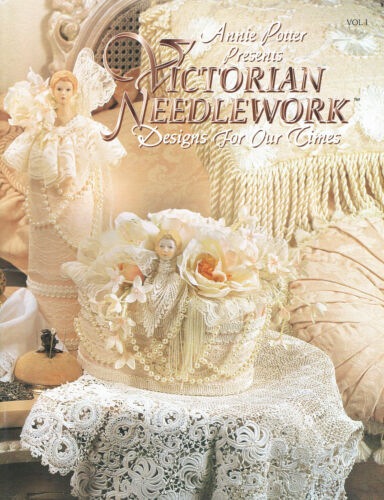 "Crochet patterns /""Victorian Needlework/"" Crochet Pattern Book by Annie Potter"