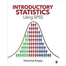 Introductory Statistics Using SPSS by Herschel Knapp (2013, Paperback)