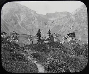 Glass Magic Lantern Slide CHALETS AND MURREN C1890 PHOTO SWITZERLAND - Cornwall, United Kingdom - Returns accepted Most purchases from business sellers are protected by the Consumer Contract Regulations 2013 which give you the right to cancel the purchase within 14 days after the day you receive the item. Find out more about - Cornwall, United Kingdom