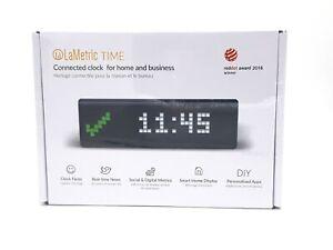 LaMetric-Time-Wi-Fi-Clock-Smart-Display-Radio-Smart-Bluetooth-Speaker-Home-Alexa