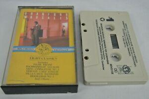 BRANFORD MARSALIS: Romances for Saxophone - Cassette Tape