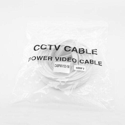 100 foot Samsung SDH-B3040 Generic Premium white Cable w// free extension coupler