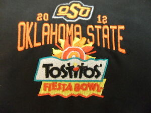 Oklahoma State Cowboys 2012 Fiesta Bowl Champions Nike t-shirt new Pokes OSU