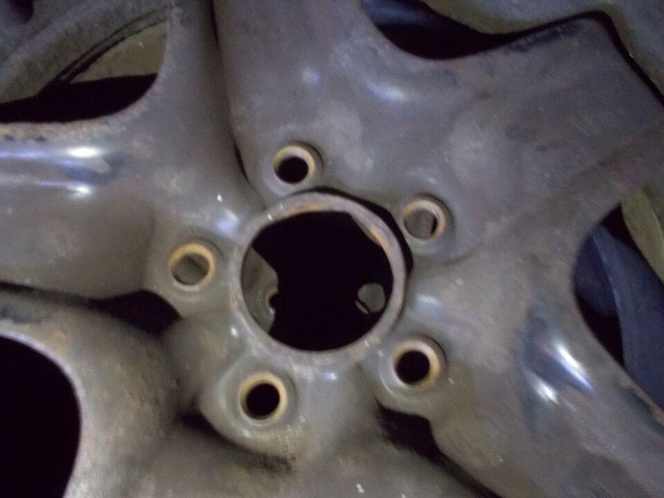 opel zafira vinterhjul passer til årg 2008 og f...