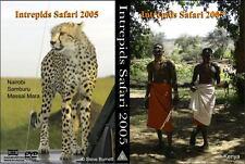 Intrepids Safari - Kenya (Double DVD) (NEW)