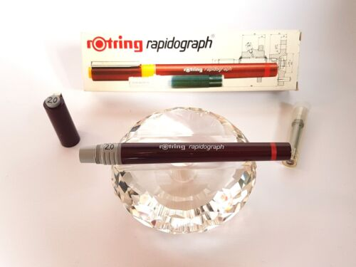 Technical Pen Different Sizes rOtring Rapidograph Pen Replacement Nibs