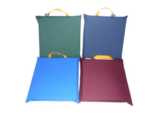 Bleacher Stadium Seat cushion,padded best quality seat cushion,Made in USA.