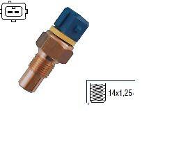 Citroen AX 1986-98 Synergie 1994-02 Fiat Ulysse 1994-02 Temperature Sensor#34050