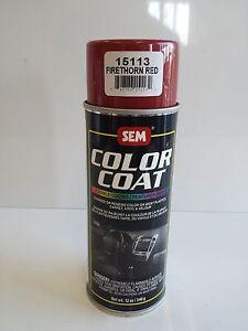 Firethorn Paint Color