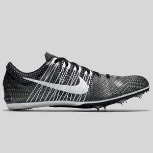 2c41f91923d1c3  120 NIKE Zoom Victory 2 Distance Running Track Shoes Spikes BLACK ...
