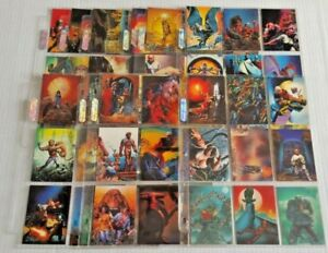 Richard Corben  1993     Individual Trading Cards