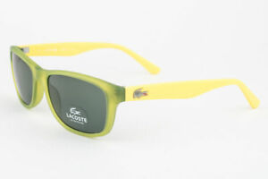 fde0e6d27b9b Image is loading Genuine-Lacoste-Kids-Sunglasses-Rectangular-L3601S-315 -ACID-