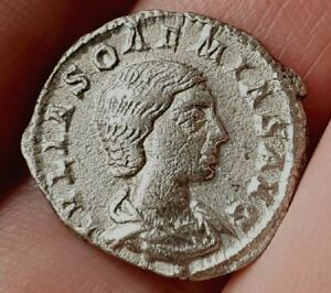 Julia Soaemias, Roman Imperial Coins reference at