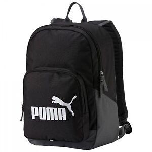 026b6ca6893b2 ... PUMA-Phase-Backpack-Rucksack-Freizeitrucksack-Damen-Herren-Black-