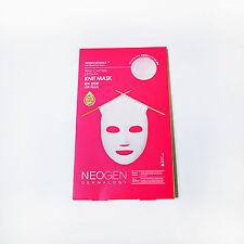 NEOGEN DERMALOGY Pink Cactus Liftmax Knit Mask 1 PCS Korean Facial Sheet Pack