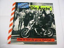 DIE ARZTE - DAS IST NICHT DIE GANZE WAHRHEIT - LP VINYL EXCELLENT CONDITION 1988