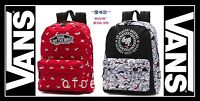 Vans Realm Disney 101 Dalmatian Backpack School Bag Dalmation (new)
