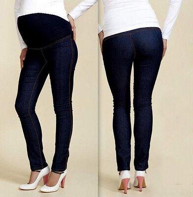Umstandsmode*umstandshose*hose*jeans*röhre*blau Gr. 34,36,38,40,42,44,46,48
