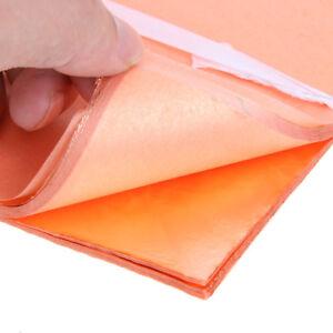 100-Sheets-Imitation-Gold-Sliver-Copper-Leaf-Sheet-Foil-Paper-Gilding-Art-Decor