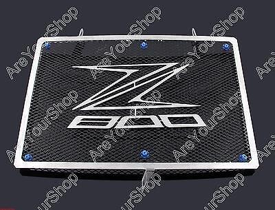 Radiator Grille Guard Cover Protector For Kawasaki Z800 2012-2013