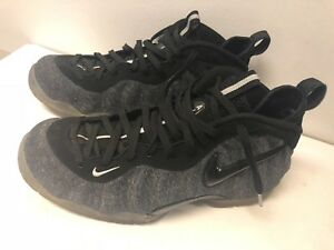 competitive price 8cf99 8817f Details about Nike Air Foamposite Pro Wool Fleece Dark Grey 624041 007