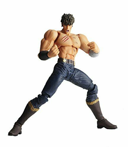nuovo Legacy of Revoltech LR039 Fist of the North estrella Kenshiro Final battaglia Ver.