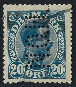 Denmark-Perfin-N39-N-O-H-UNKNOWN-user-1906-07-20-ore-Blue-catalog-RF-1000