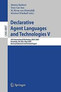 Declarative-Agent-Languages-and-Technologies-V-New
