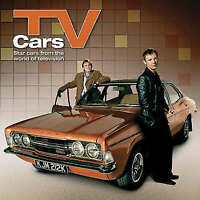 TV Cars: Star cars from the world of television, Chapman, Giles | Hardcover Book