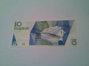 Aruba-10-Florin-Banknote-Mint-Uncirculated