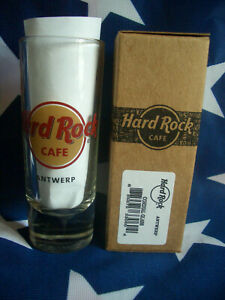 HRC-Hard-Rock-Cafe-Antwerp-Shot-Glass-Shotglass-Classic-Logo-New-Style-2019-OVP