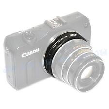 KIWI Adjustable Leica M39 LTM L39 Lens to Canon EOS EF M Camera Mount Adapter