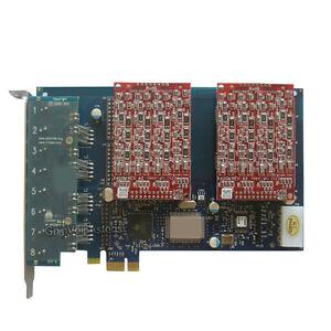AEX800-8-FXO-Asterisk-card-PCIe-card-for-elastix-trixbox-freepbx-voip-pbx