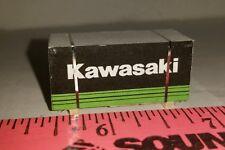 1/64 ertl custom farm toy Pallet kawasaki motorcycle skid parts dcp s scale bla