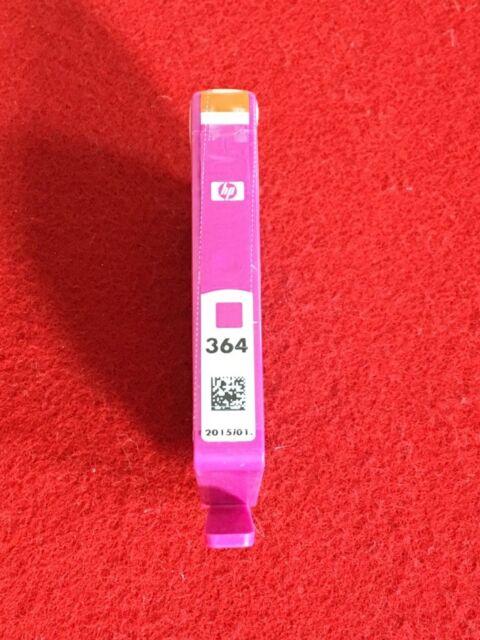 Original HP Tintenpatrone HP 364 Magenta mit Rechnung