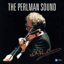 ITZHAK PERLMAN - THE PERLMAN SOUND (DIGIPAK) 3 CD NEU BACH/BEETHOVEN/KREISLER/+