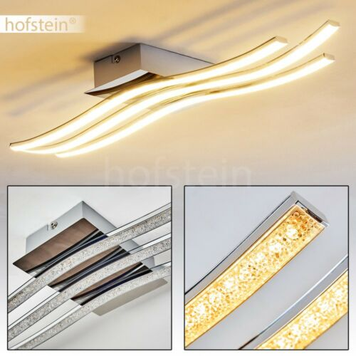 LED Luxus Decken Lampe 26 W Wellen Flur Leuchte Wohn Design Zimmer Beleuchtung