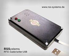 RFID READER/WRITER, MIF. 1k,  DesFire, 13,56MHz, USBpw,  3x Tags