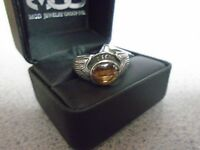 Harley Davidson Women's 110th Anniversary Ring By Mod