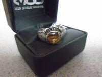 Harley Davidson Women's 110th Anniversary Ring By Mod