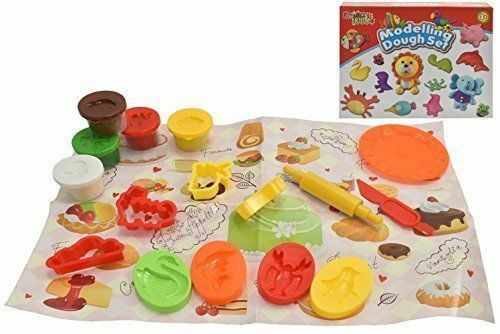 Dough Tools Play Set Modelling Doh Clay Craft Rolling clay playet