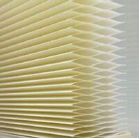NEW Cordless DOUBLE Cellular Shade Insulating Window Honeycomb Shade Blind NIB