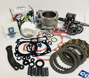 Details About Yfz450 Yfz 450 95mm Je Stock Bore Stroke Motor Engine Parts Rebuild Kit W Clutch