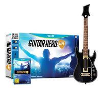 Guitar Hero - Live inkl. Gitarre für Nintendo Wii U | Bundle | NEUWARE