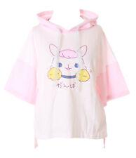 TP-116 Blau Autumn Zoo Süße Tiere T-Shirt Bluse Pastel Goth sweet Lolita Japan