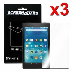 3pcs-Clear-Screen-Protector-for-New-Amazon-Fire-HD-8-7th-Generation-2017-Tablet