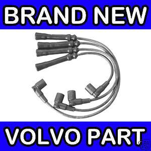 Volvo-700-740-760-B234F-16V-88-91-HT-Ignition-Spark-Plug-Leads-Set