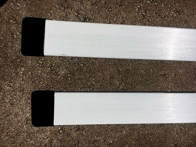 40mm Sail battens inc. end caps, per mtr (same shipping for any amount)