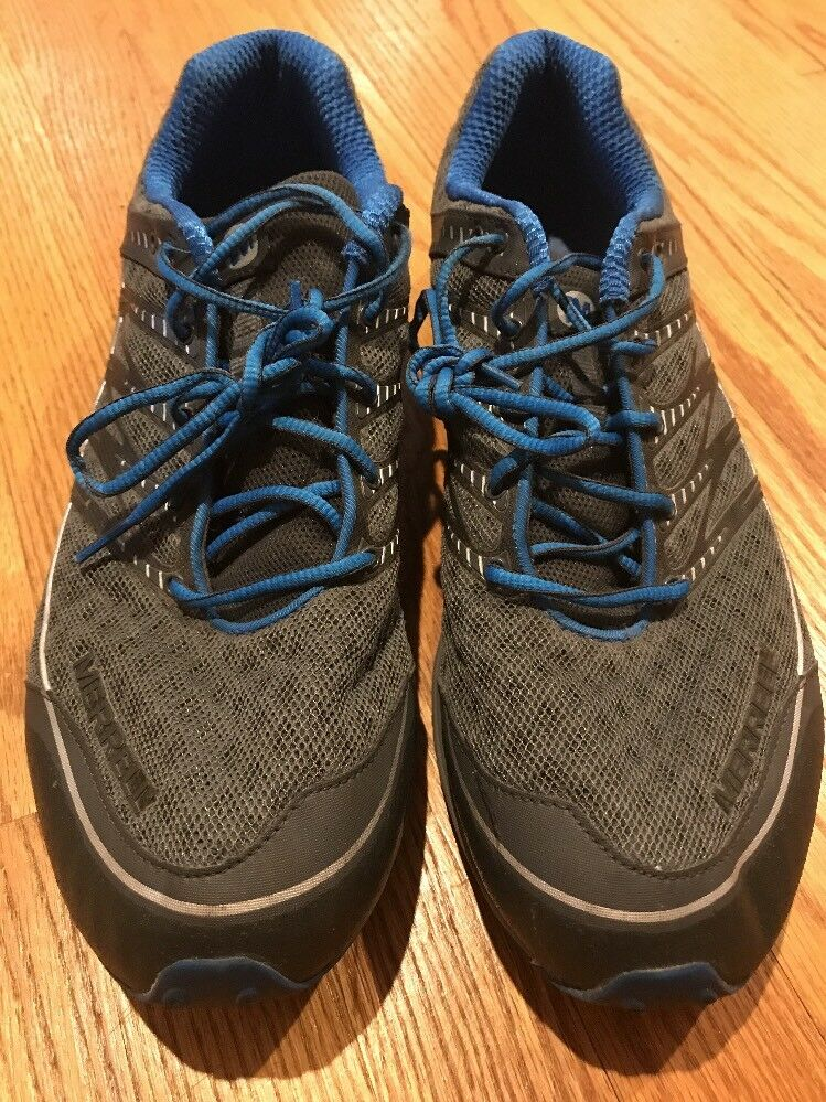 MERRELL Charcoal MOAB Hiking 2 Vent Footwear Trail Hiking MOAB Athletic Schuhes  Uomo Sz 14 # f2c2ab
