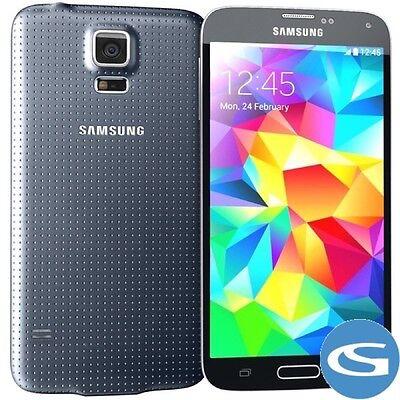 Samsung Galaxy S5 G900F - Black ---TOP---